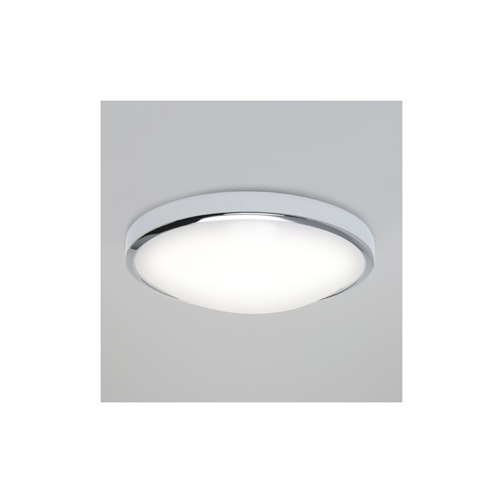 Bathroom Ceiling Lights Low Energy : Astro lighting osaka low energy bathroom ceiling