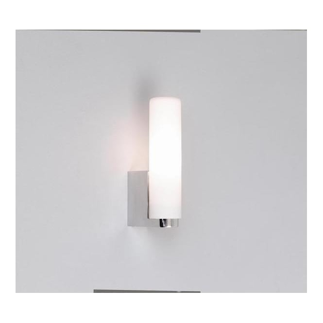 Astro Lighting 0327 Tulsa Chrome Halogen Bathroom Wall Light, IP44