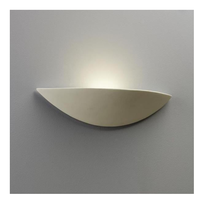 Astro Lighting 0425 Slice Ceramic Halogen Wall Uplighter