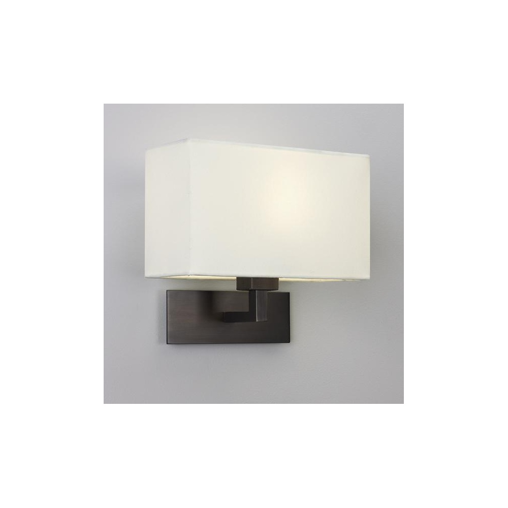 Astro Lighting 0538 Park Lane Grande Bronze Wall Bracket Available With A Choice Of Shades ...