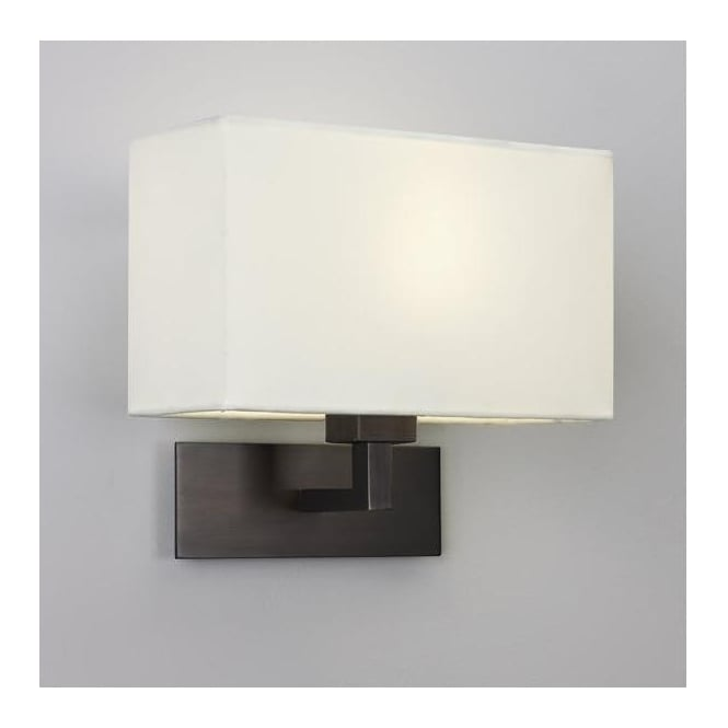 Astro Lighting 0538 Park Lane Grande Bronze Wall Bracket Available With A Choice Of Shades