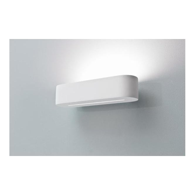 0609 Veneto 300 Low Energy White Wall Light