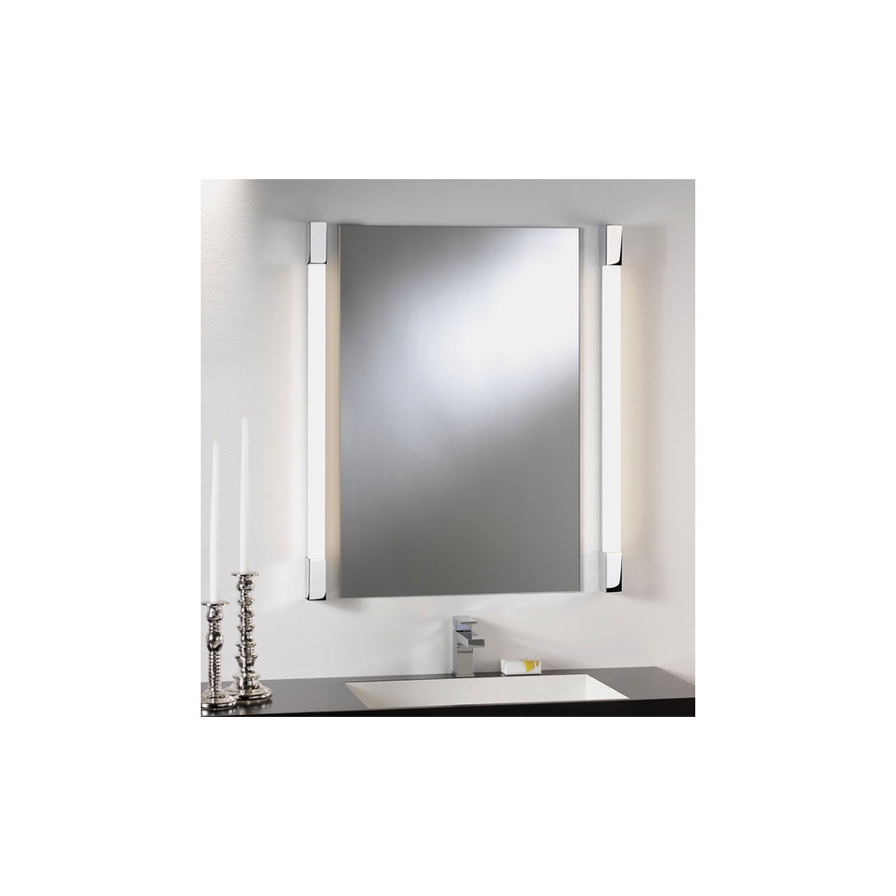 Low Energy Bathroom Wall Lights : Astro Lighting 0668 Romano 900 Low Energy Modern Chrome Wall Light - Lighting from The Home ...