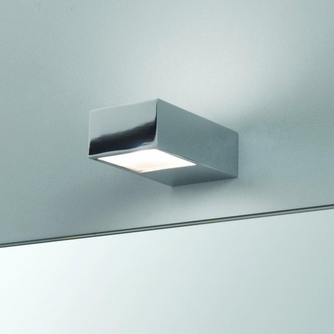 Astro Lighting 0672 Kappa Polished Chrome Bathroom Wall Light, IP44