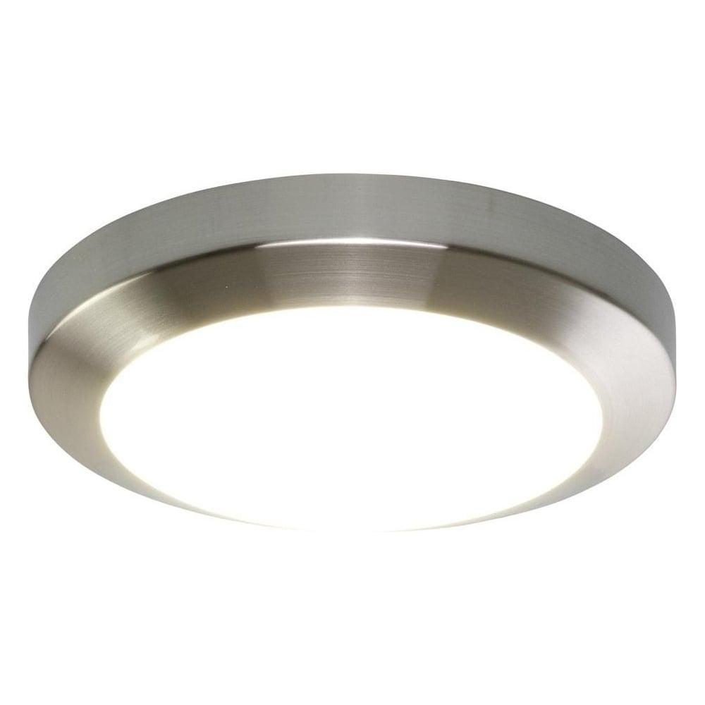 Bathroom Ceiling Lights Low Energy : Dakota plus low energy nickel bathroom light ip