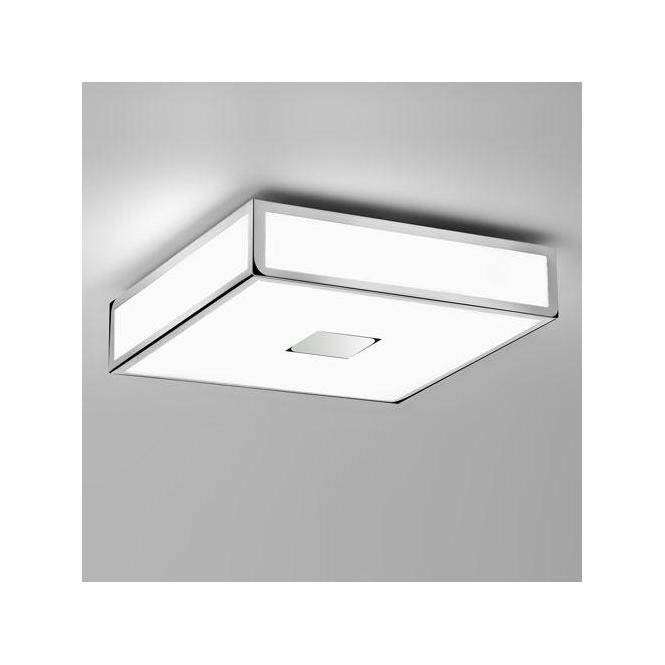 Astro Lighting 0681 Mashiko Classic 300 Bathroom Ceiling Light In Chrome