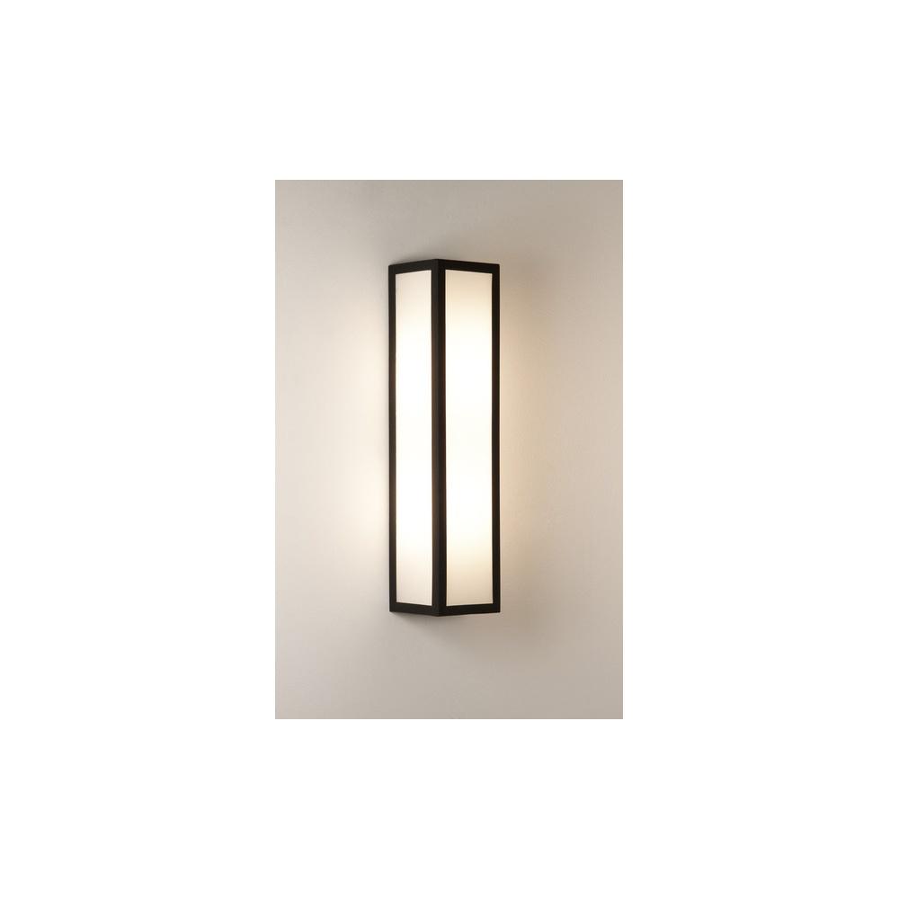 Astro Lighting 0848 Salerno Rectangular Exterior Contemporary Wall Bracket