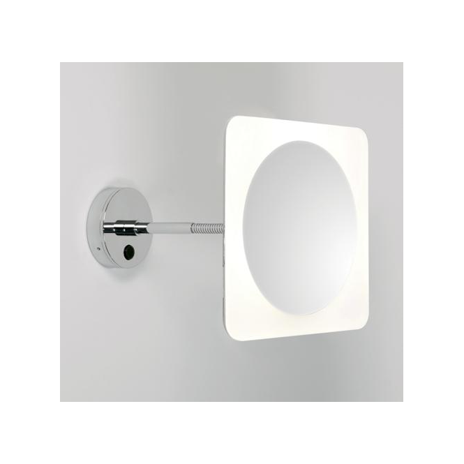 Astro Lighting 0857 Cento Square Illuminated Bathroom Mirror