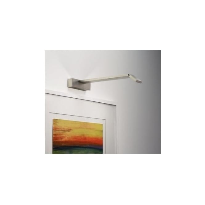 Astro Lighting 0888 Vermeer 40 Contemporary Picture Wall Light In Nickel