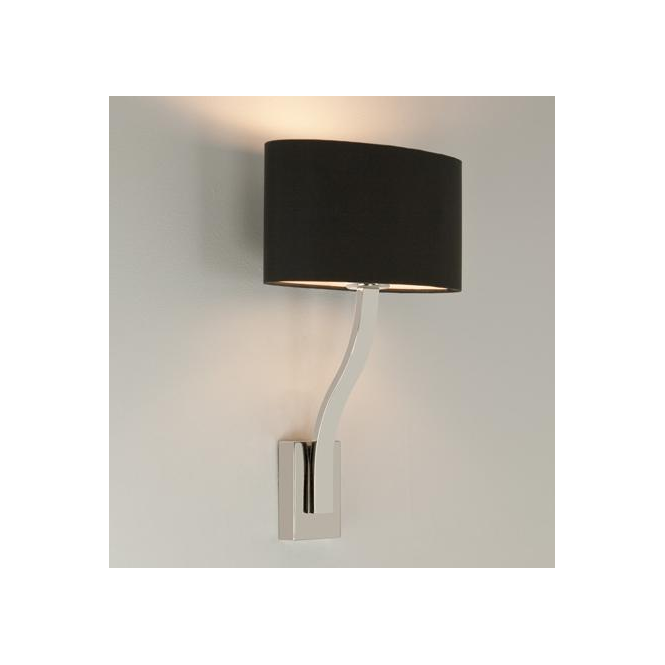 Astro Lighting 0959 Sofia Contemporary Wall Light in Chrome