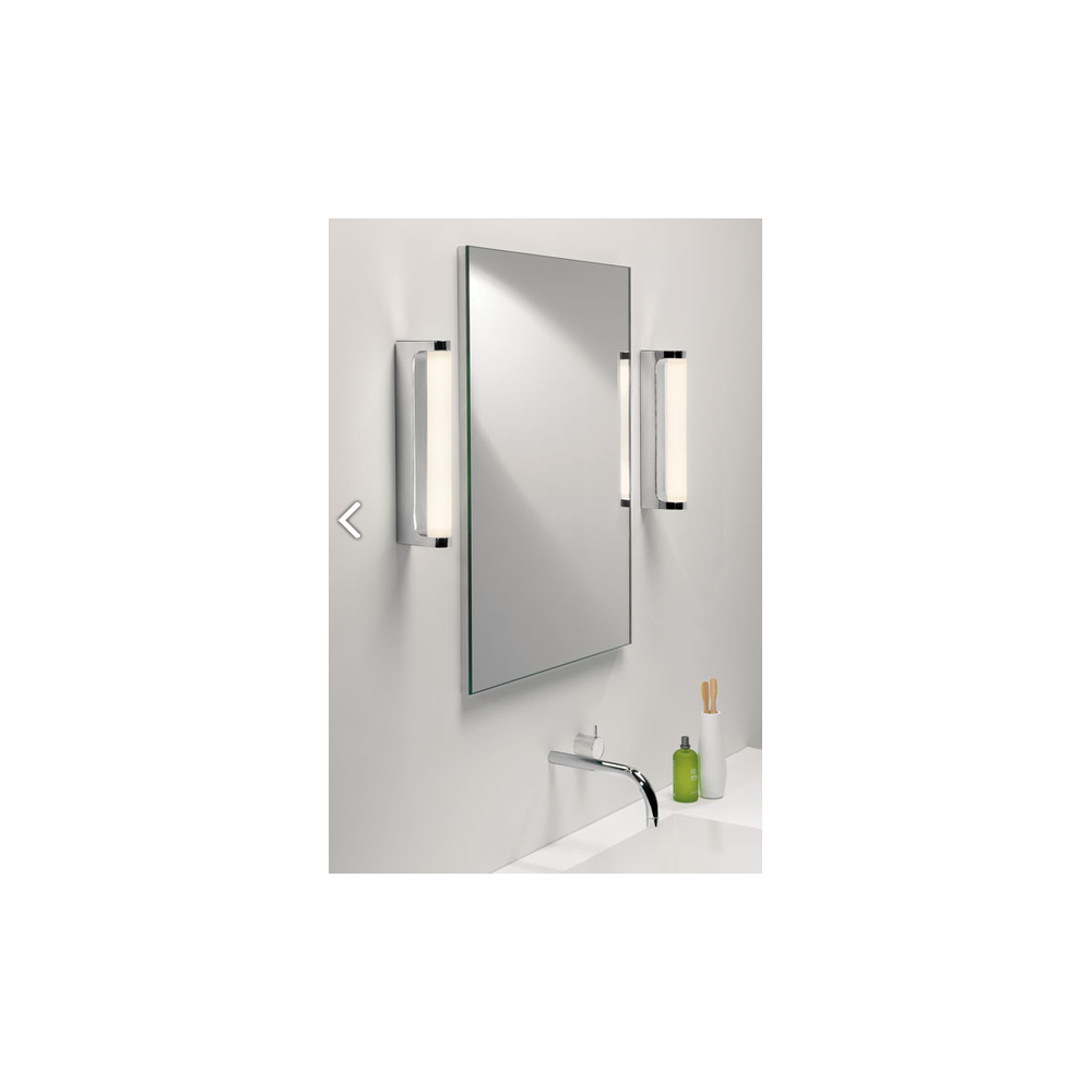 Low Energy Bathroom Wall Lights : Astro Lighting 0962 Avola Low Energy Polished Chrome Wall Light - Lighting from The Home ...