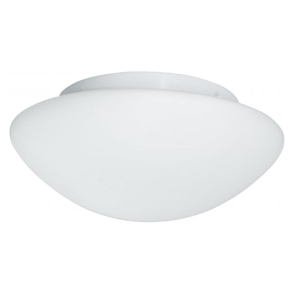 Searchlight 1910 23 flush modern ceiling light with white and opal glass lighting from the home lighting centre uk