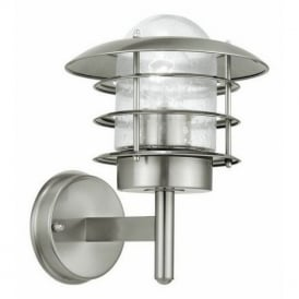 30181 Mouna Outdoor Stainless Steel Wall Light