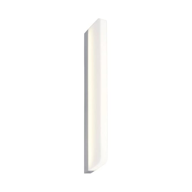 Saxby Lighting 43710 Mirage LED Long Bathroom Chrome & White Wall Light