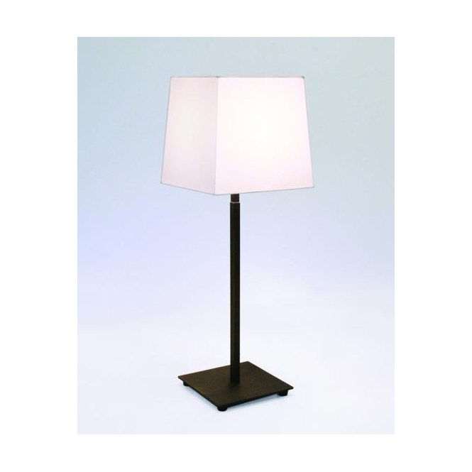 Astro Lighting 4511 Azumi Bronze Table Lamp Available With A Choice Of Shades