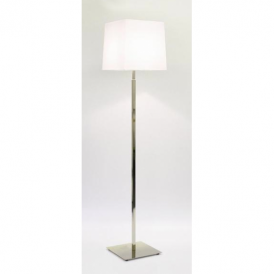 4512/4513/4515 Azumi Floor Lamp, Choice Of Finishes/Shades