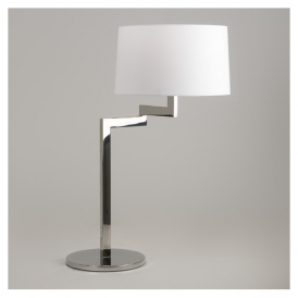 4527 Momo Contemporary Table Lamp in Chrome