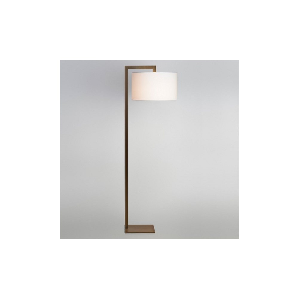 Astro Lighting 4539 Ravello Contemporary Floor Lamp in Bronze ...
