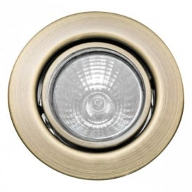 5462 Einbauspot 12V 3 Light Set of Bronze Recessed Light
