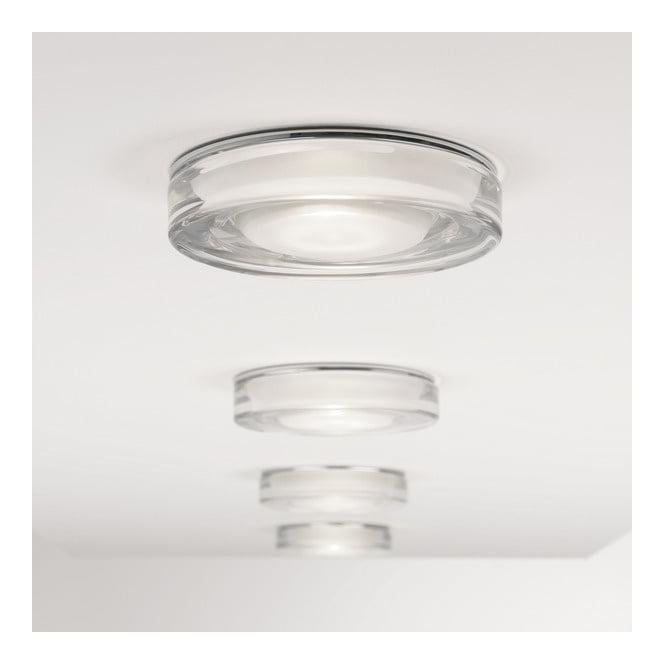 Astro Lighting 5509 Vancouver 12v Round Ceiling Downlight With Glass Finish
