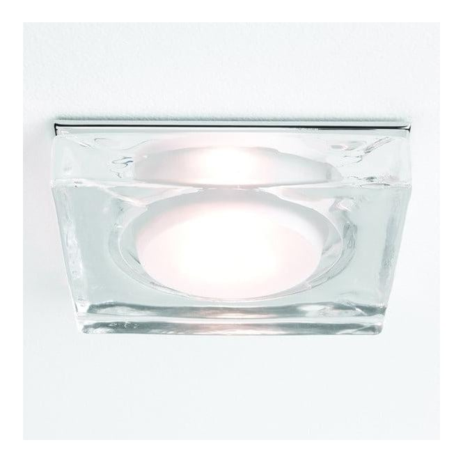 Astro Lighting 5510 Vancouver 12v Square Ceiling Downlight - Glass Finish