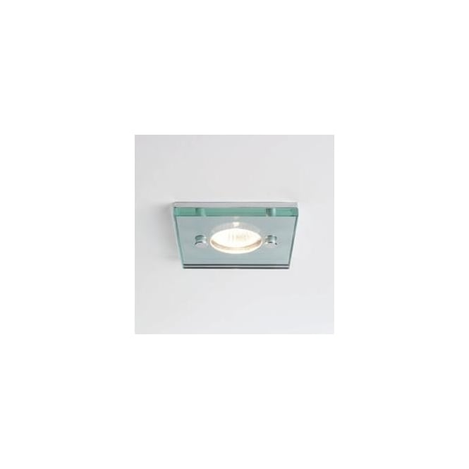 Astro Lighting 5567 Ice Plus Square Low Energy Bathroom Downlight, IP65