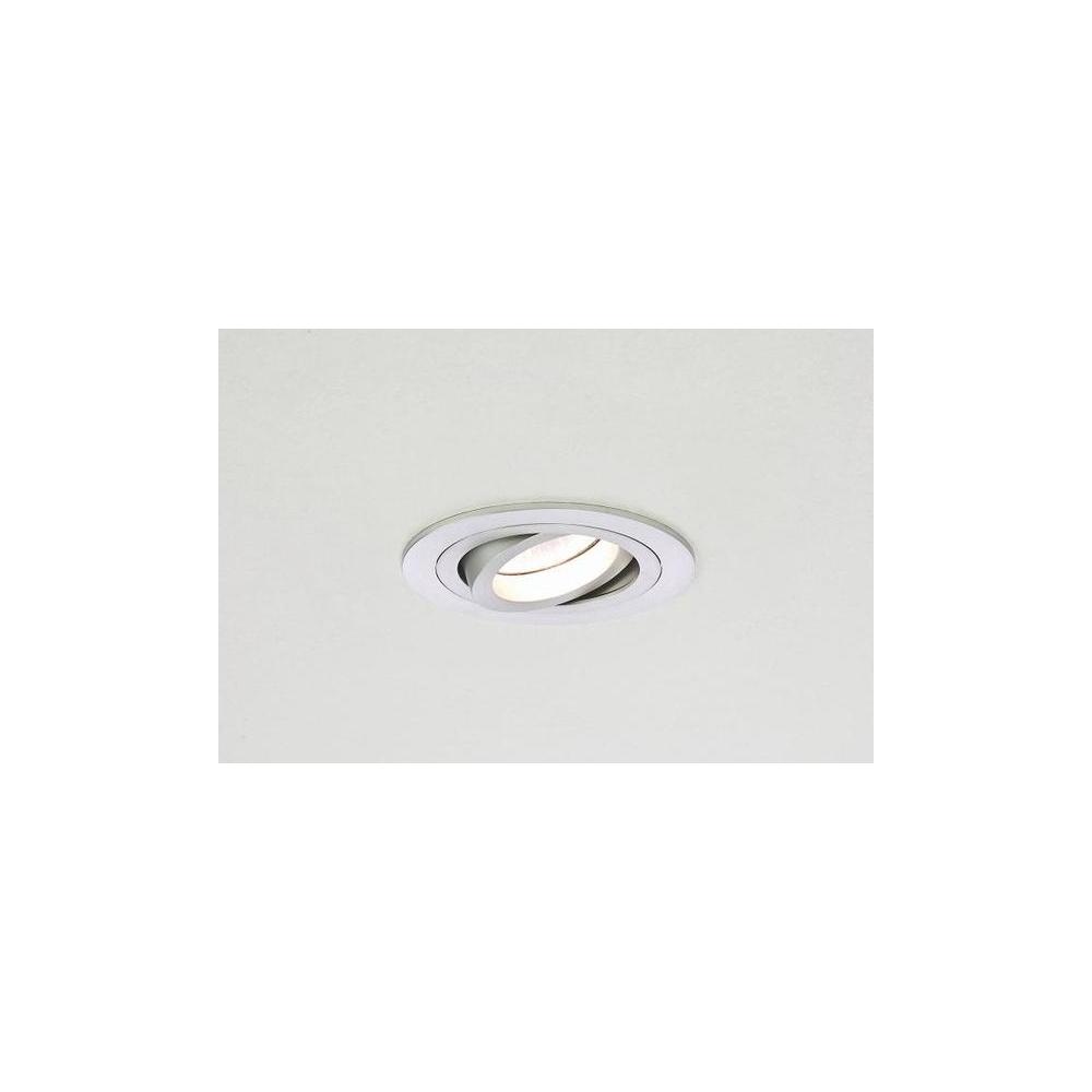 Astro Lighting 5574 Taro Adjustable Round Low Voltage Halogen Downlight Lighting From The Home