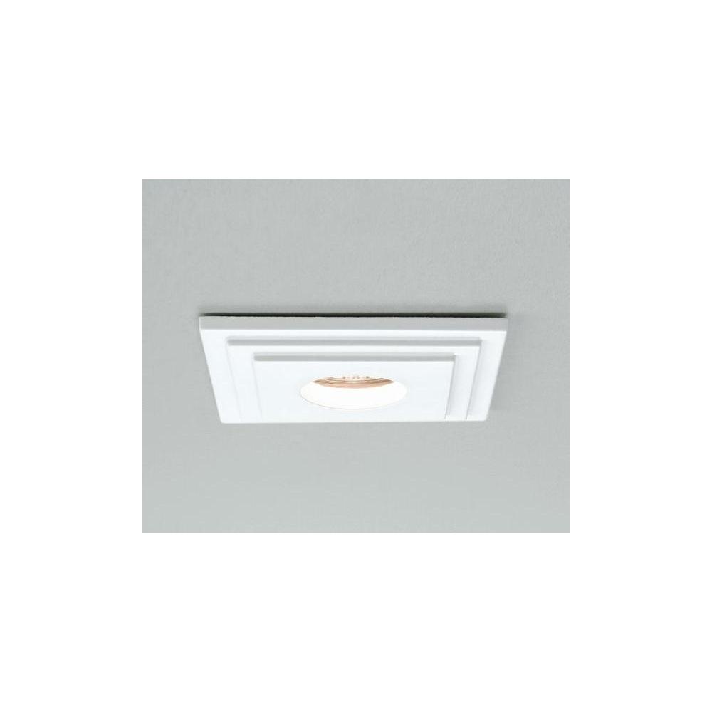 Low Voltage Bathroom Lighting: 5584 Brembo Square Low Voltage Halogen Bathroom Downlight
