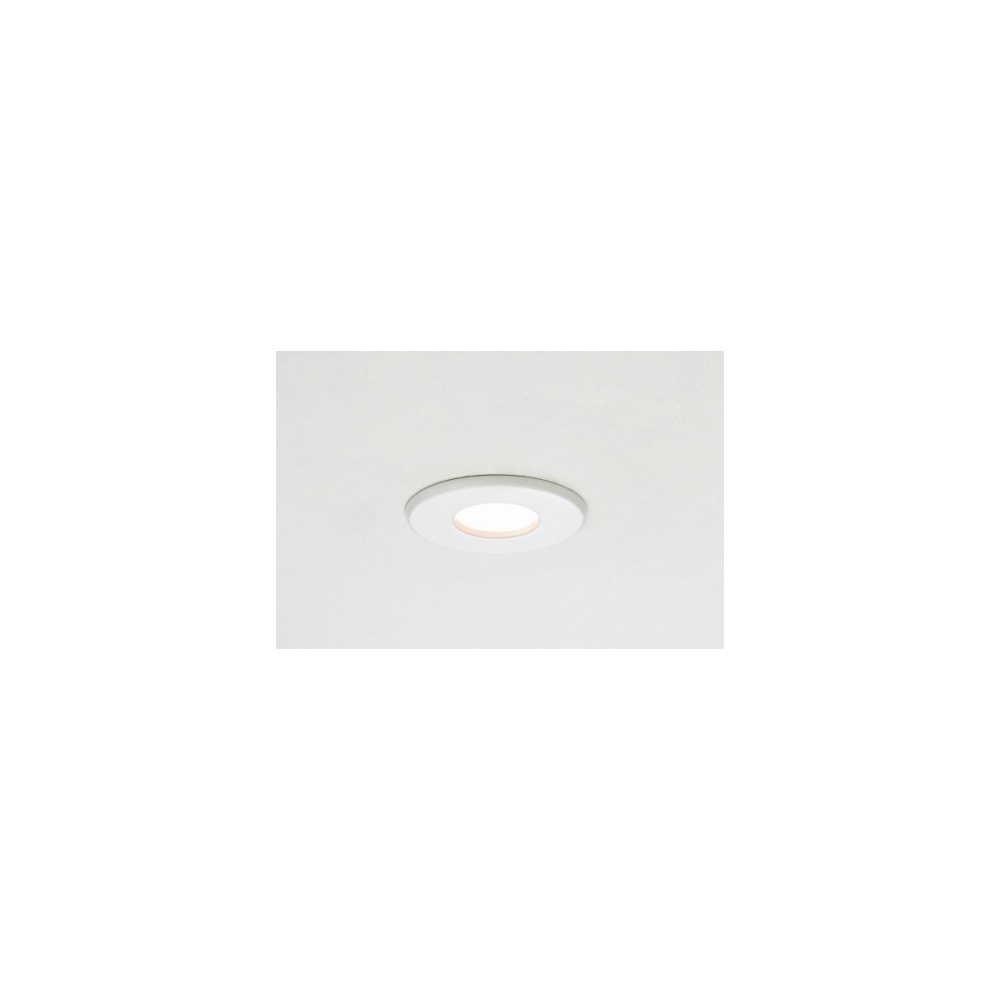 12 Volt Bathroom Wall Lights : Astro Lighting 5619 Kamo White 12 Volt Round Ceiling Downlight Fire Rated - Lighting from The ...