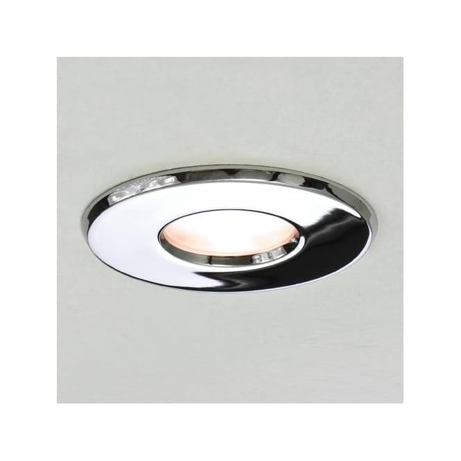 Astro Lighting 5620 Kamo Chrome 12 Volt Round Fire Rated Recessed Downlighter