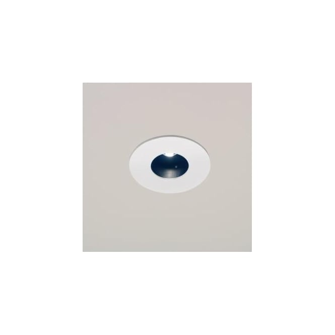 Astro Lighting 5629 Lenta Fixed Recessed Ceiling Spot Light In White