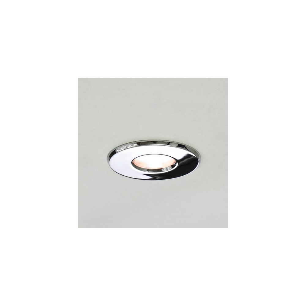 5659 Kamo Polished Chrome Bathroom Downlight IP65