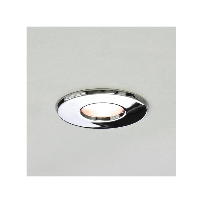 Astro Lighting 5659 Kamo Polished Chrome Bathroom Downlight IP65