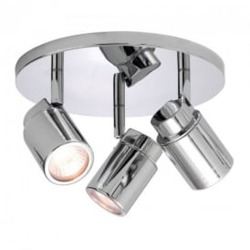 6107 Como Triple Bathroom Spotlight, IP44