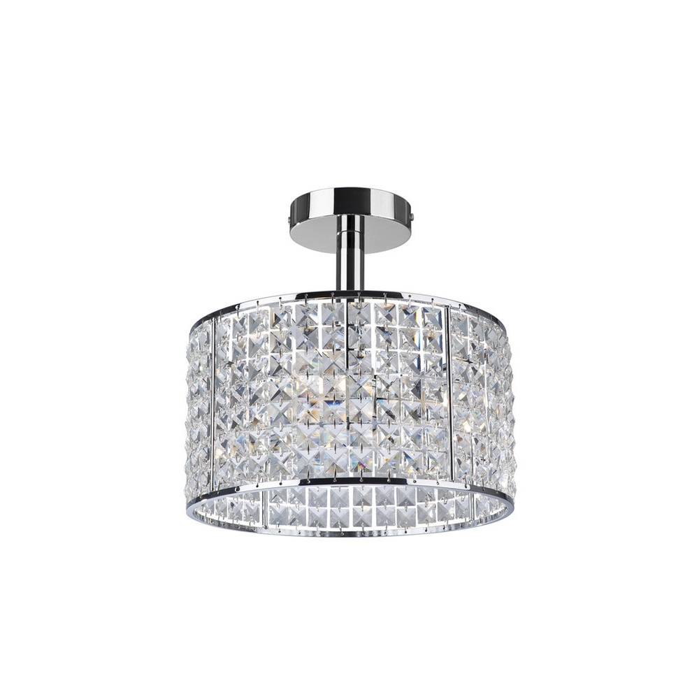 Firstlight 6152 pearl 4 light chrome and crystal bathroom ceiling 6152 pearl 4 light chrome and crystal bathroom ceiling light aloadofball Images