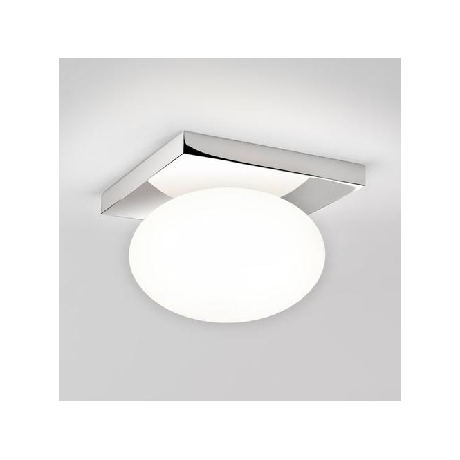 Astro Lighting 7014 Castiro Polished Chrome Flush Ceiling Light