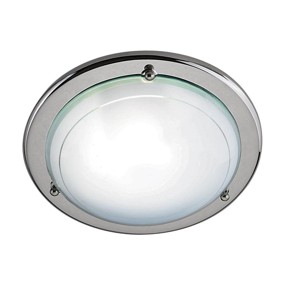 702si jupiter chrome flush ceiling fitting