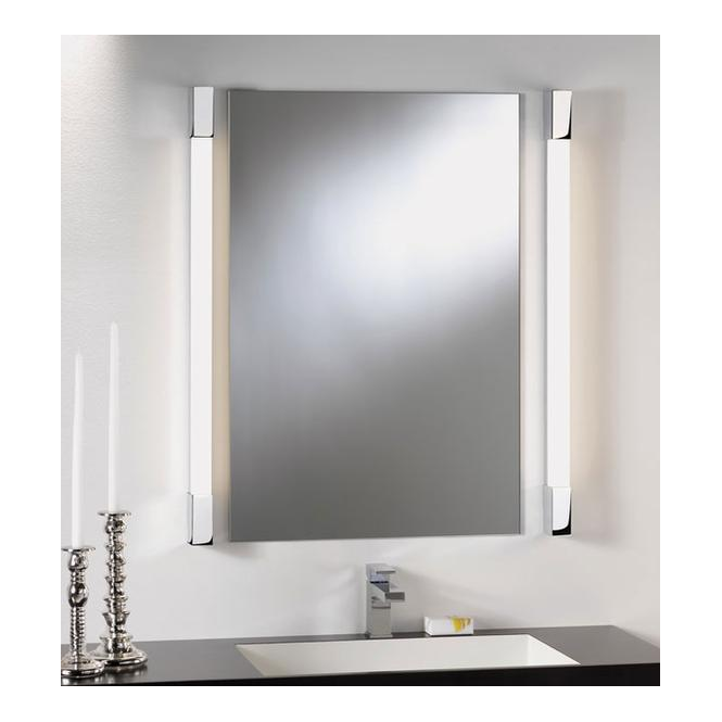Astro Lighting 7037 Romano 900 Low Energy Modern Chrome Wall Light