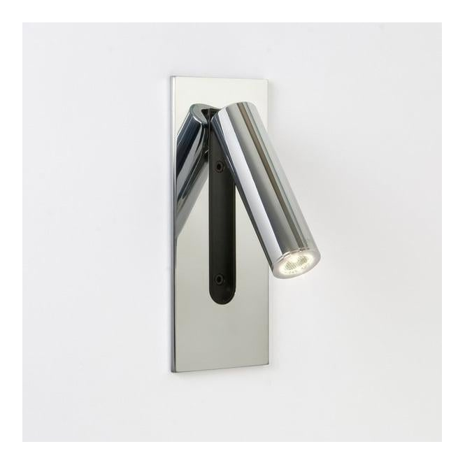 Astro Lighting 7047 Fuse Unswitched Compact Wall Light in Polished Chrome