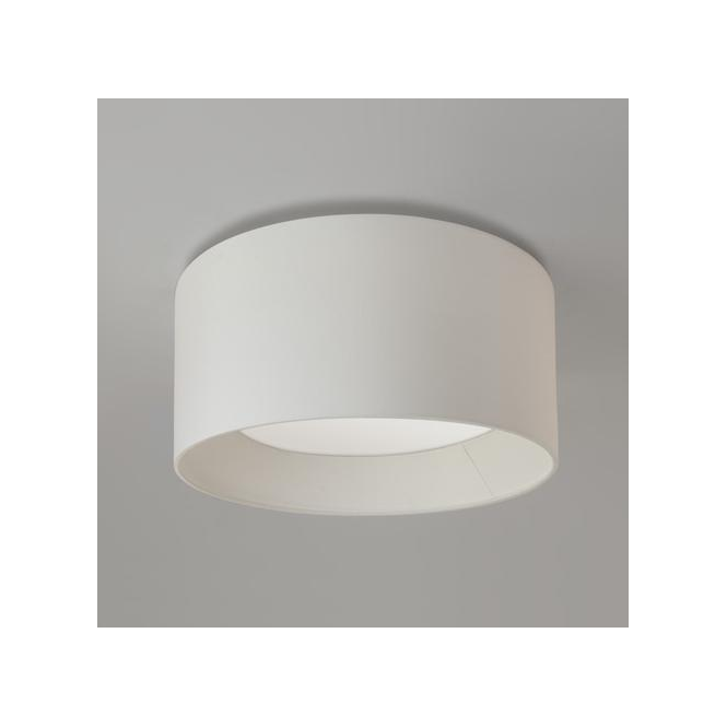 Astro Lighting 7056 Bevel 3 Way Plate Ceiling Light in White Painted Finish