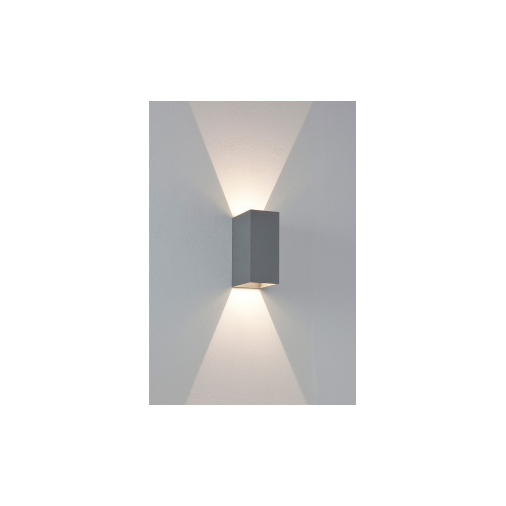 Astro Lighting 7060 Oslo 160 Led Exterior Wall Light In