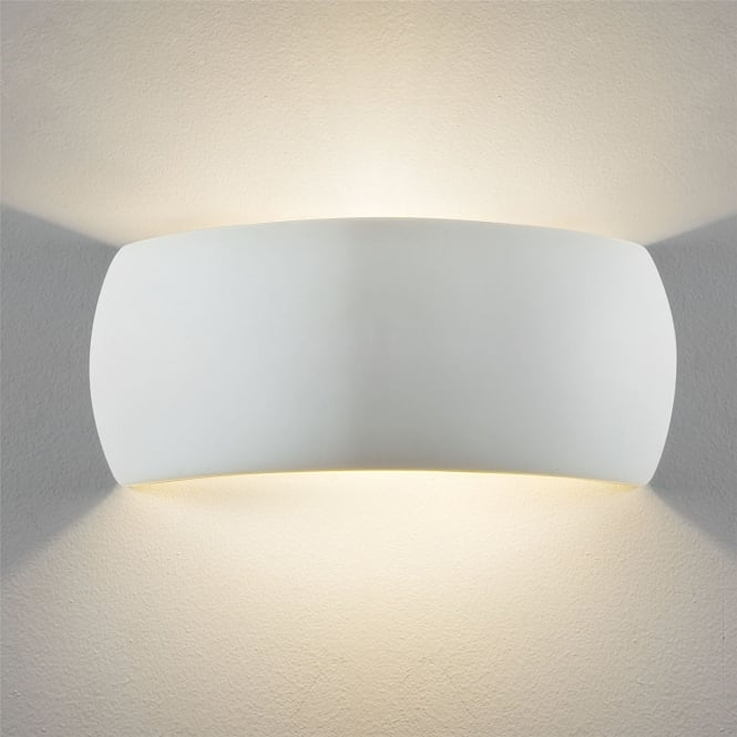 Astro Lighting 7073 Milo 1 Light Ceramic Wall Light