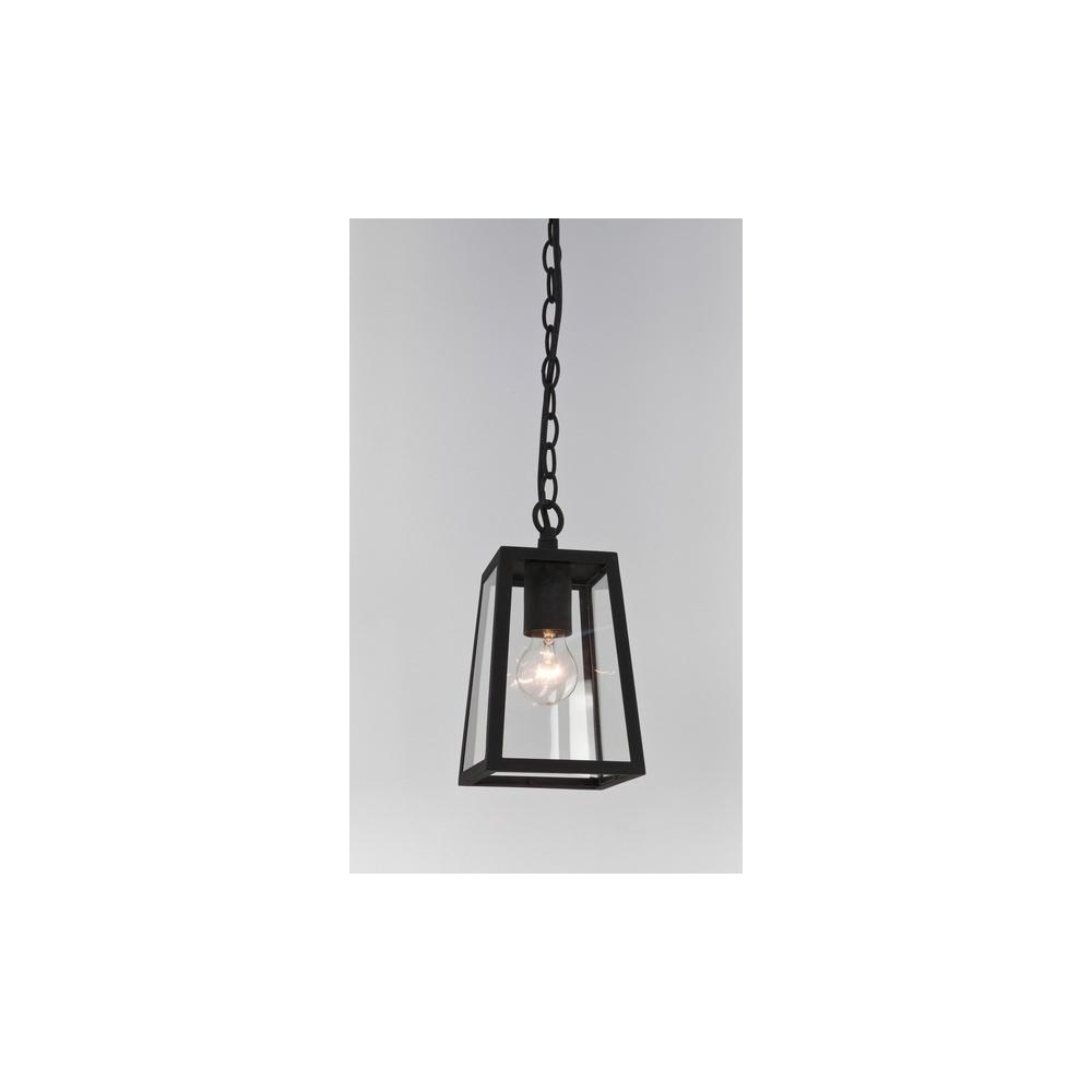outdoor pendant light fixtures. 7112 Calvi 1 Light Outdoor Pendant In Painted Black Fixtures
