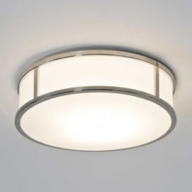 7179 mashiko 230 round bathroom ceiling light in chrome astro lighting astro lighting evros light crystal bathroom