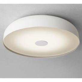 7274 mantova led flush bathroom ceiling light in white finish astro lighting astro lighting evros light crystal bathroom