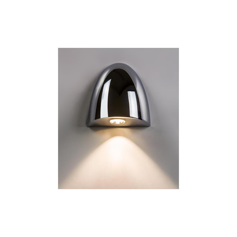 Astro Lighting 7369 Orpheus LED Simple Bathroom Wall Light in Polished Chrome Finish - Lighting ...