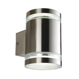 7405 Atlas Low Energy 2 Light Exterior Wall Light