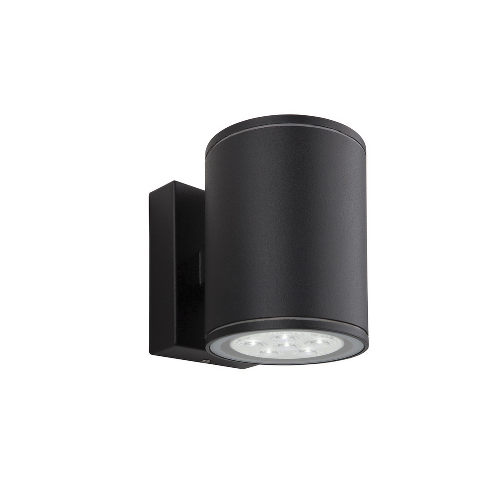 Firstlight 8085 vegas led 2 light exterior wall light in black finish lighting from the home - Intriguing contemporary outdoor lighting fixtures for more attractive exterior ...
