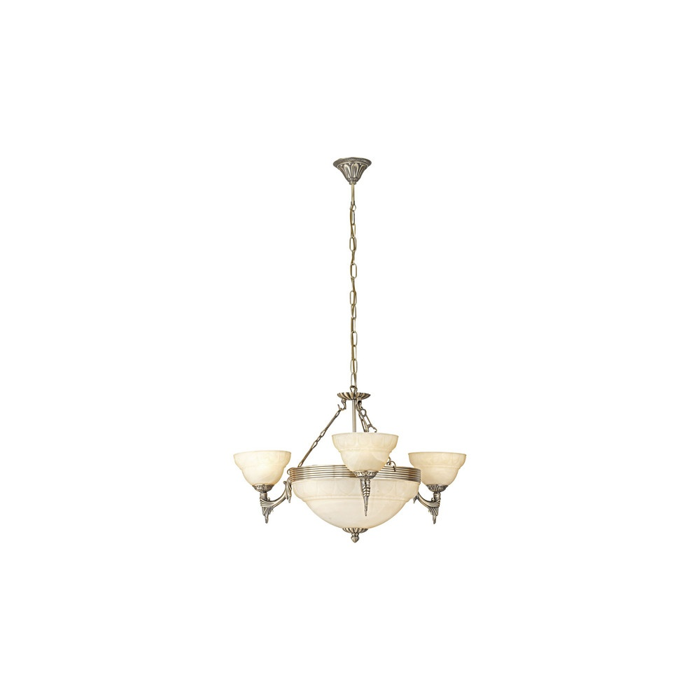Eglo Lighting 85857 Marbella 6 Light Chandelier Ceiling