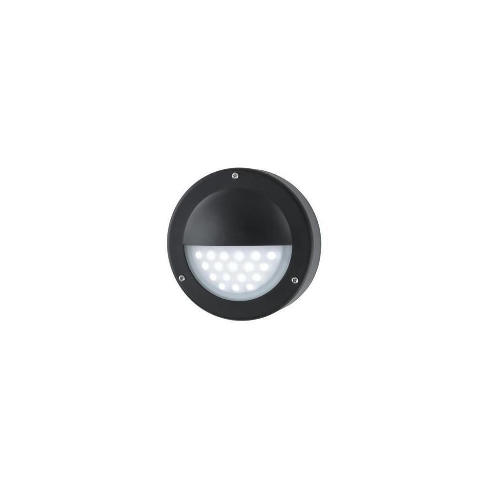 Led Outside Wall Lights Black : Searchlight 8744BK LED Black Outside Wall Light, IP44 - Lighting from The Home Lighting Centre UK